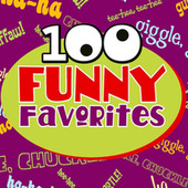 100 Funny Favorites de Various Artists