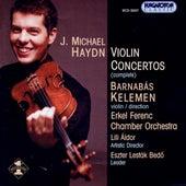 Violin Concertos de Barnabas Kelemen