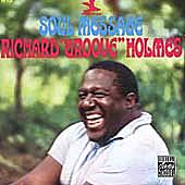 Soul Message by Richard Groove Holmes