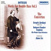 Bottesini: Works for Double Bass, Vol. 5, The Concertos by Gergely Jardanyi