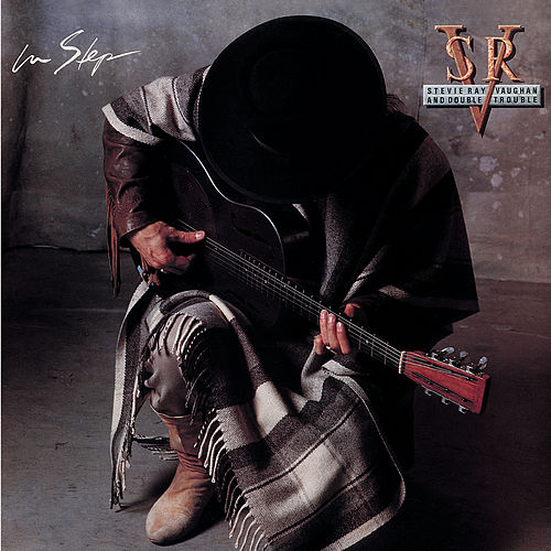 IN STEP by Stevie Ray Vaughan