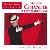 International French Stars - A French Monument de Maurice Chevalier
