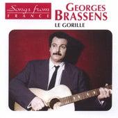 International French Stars - Le Gorille de Georges Brassens
