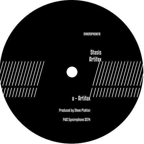 Artifax - Single by Stasis (Techno)