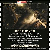 Beethoven & Gluck: Orchestral Works by Various Artists