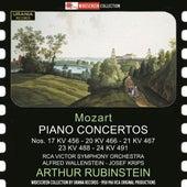 Mozart: Piano Concertos de Arthur Rubinstein