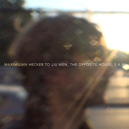 To Liu Wen, the Opposite House, 3 a.m. von Maximilian Hecker