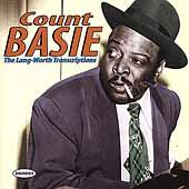 The Lang-Worth Transcriptions by Count Basie