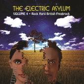 The Electric Asylum, Volume 4: Rock Hard British Freakrock de Various Artists