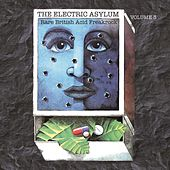 The Electric Asylum, Volume 3: Rare British Acid Freakrock by Various Artists