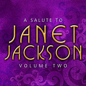 A Salute To Janet Jackson Vol. 2 by Janet Jackson Tribute Band