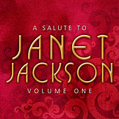 A Salute To Janet Jackson Vol. 1 by Janet Jackson Tribute Band