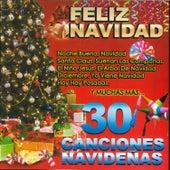 30 Canciones Navidenas de Feliz Navidad