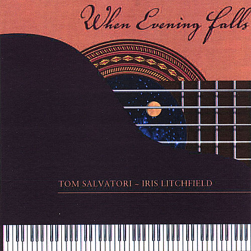 When Evening Falls by Various Artists