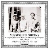 Missississippi Sheiks, Vol 1 (1929-1930) de Mississippi Sheiks