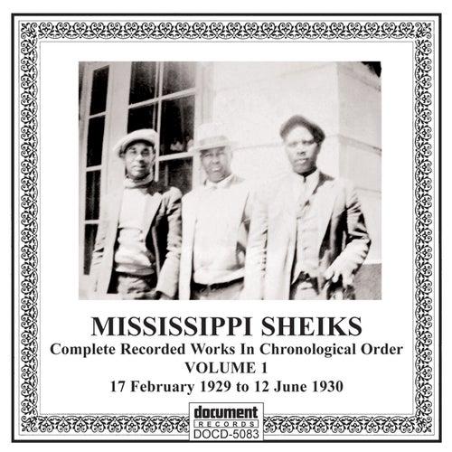 Missississippi Sheiks, Vol 1 (1929-1930) by Mississippi Sheiks