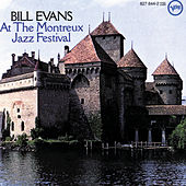 At The Montreux Jazz Festival by Bill Evans