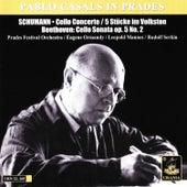 Schumann: Cello Concerto & 5 Stücke Im Volkston - Beethoven: Cello Sonata, Op. 5 No. 2 by Various Artists