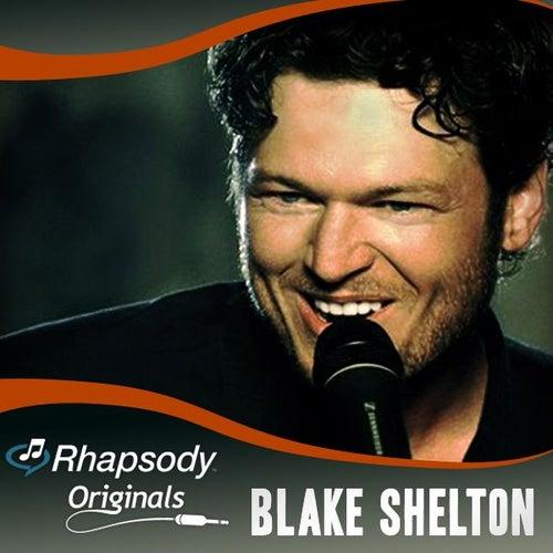 Rhapsody Originals by Blake Shelton