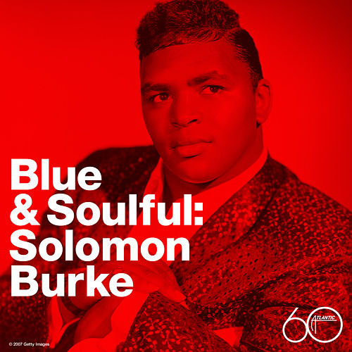 Blue And Soulful by Solomon Burke