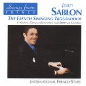 International French Stars - The French Swinging Troubadour von Jean Sablon