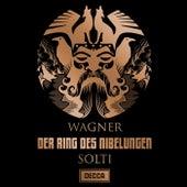 Wagner: Der Ring des Nibelungen by Wiener Philharmoniker