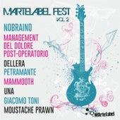 MarteLabel fest, Vol. 2 di Various Artists