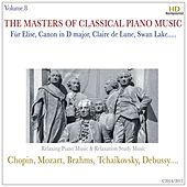Classical Piano - The Masters of Classical Piano Music by Various Artists
