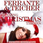 Playing Christmas Themes by Ferrante and Teicher