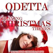 Playing Christmas Themes by Odetta