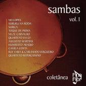 Coletânea: Sambas, Vol. 1 de Various Artists