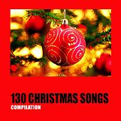 130 Christmas Songs (Compilation) de Various Artists