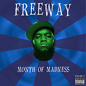 Month of Madness, Vol. 7 de Freeway