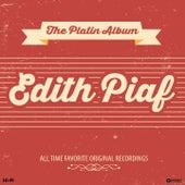 The Platin Album de Edith Piaf