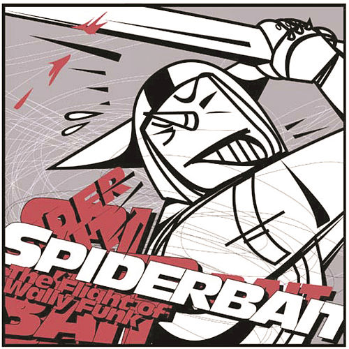 The Flight Of Wally Funk by Spiderbait