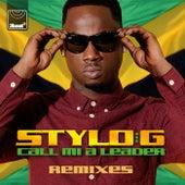Call Mi A Leader (Remixes) de Stylo G