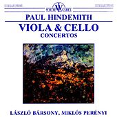 Hindemith: Viola and Cello Concertos by Various Artists