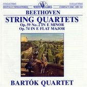 Beethoven: String Quartets Nos. 8,