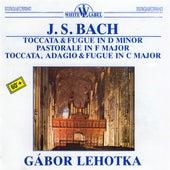 Bach: Organ Works by Gabor Lehotka