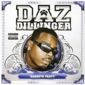 Gangsta Party by Daz Dillinger
