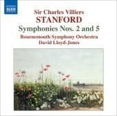 STANFORD: Symphony No. 2, 4, 5 & 7 (CD 2) by Bournemouth Symphony Orchestra