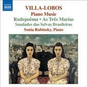 VILLA LOBOS: Piano Music, Vol. 5 von Villa Lobos
