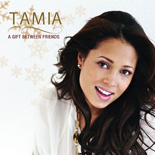 Tamia between friends