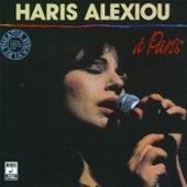 A Paris (Live) by Haris Alexiou (Χάρις Αλεξίου)