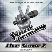 28.11. - Alle Songs aus Liveshow #2 van The Voice Of Germany