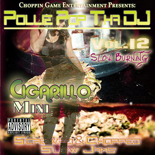 Cigarillo Mini, Vol. 12: Slow Burning by Pollie Pop