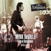 Live at Rockpalast - Wdr STUDIO-L Köln, Germany 16th June 1978 & Rockpalast Rocknacht Grugahalle, Essen, Germany 17-18th October 1981 by Mink DeVille