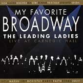 My Favorite Broadway: The Leading Ladies by Various Artists