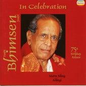 In Celebration: 75th Birthday Release (Live) by Pandit Bhimsen Joshi
