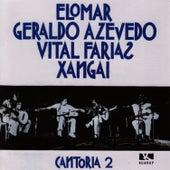 Cantoria 2 by Elomar, Geraldo Azevedo, Vital Farias, Xangai